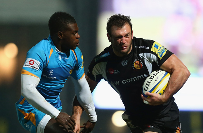 Preview: London Wasps v Exeter Chiefs