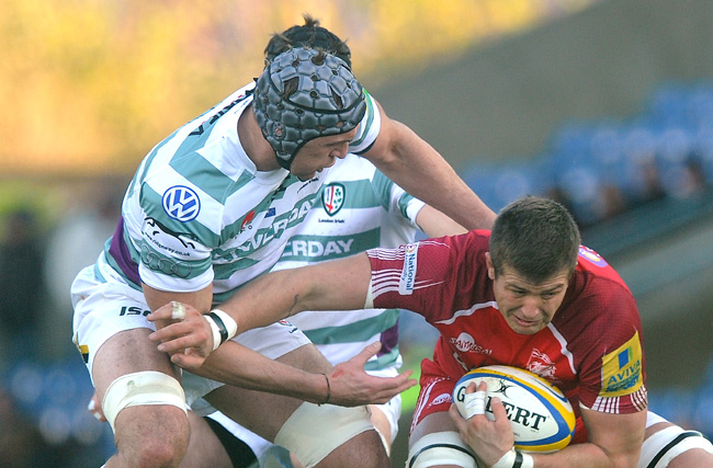 Preview: London Irish v London Welsh