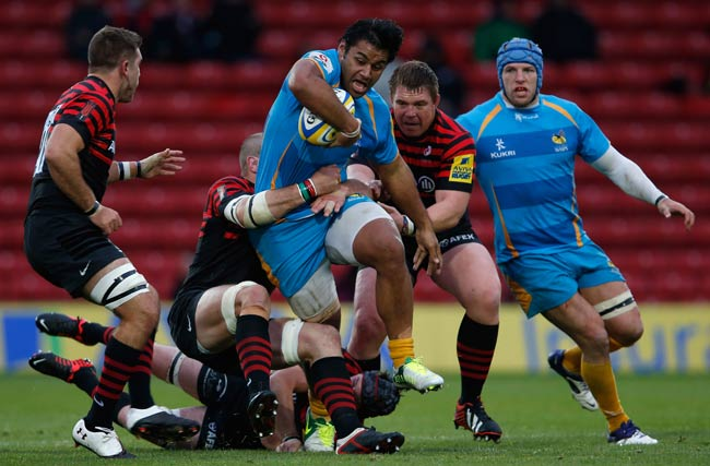 Preview: London Wasps v Saracens