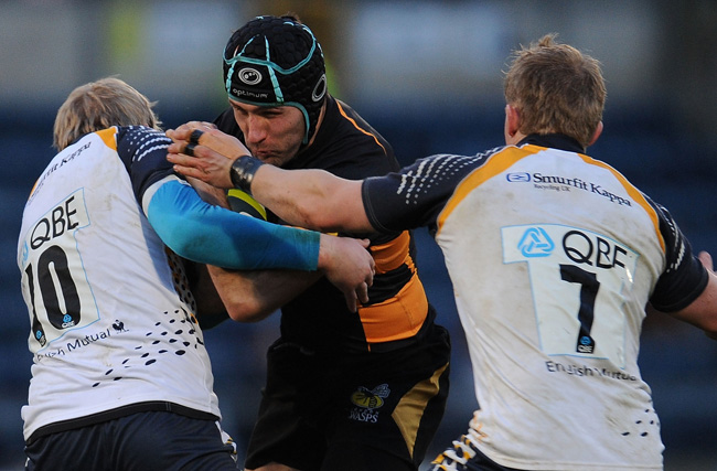 Preview: Worcester Warriors v London Wasps
