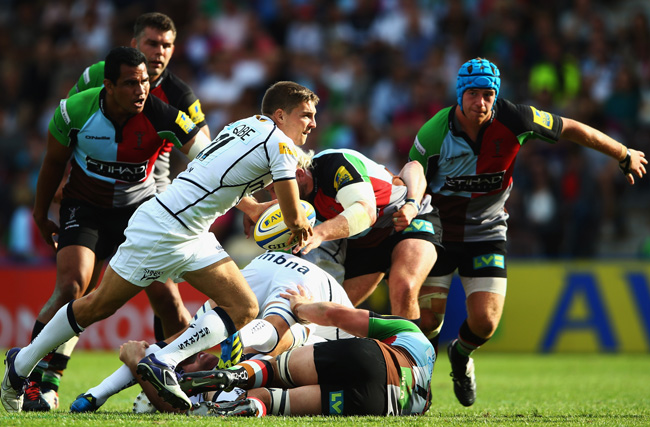 Preview: Sale Sharks v Harlequins