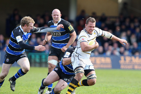Preview: London Wasps v Bath Rugby