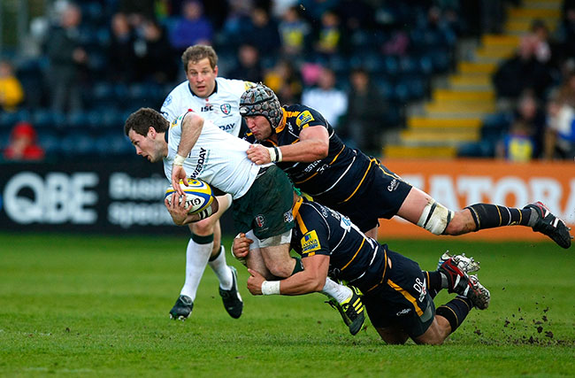 Preview: Worcester Warriors v London Irish
