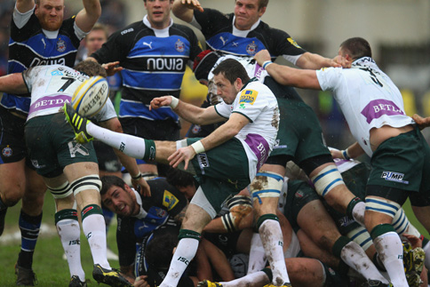Preview: London Irish v Bath Rugby
