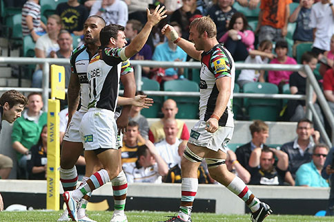 Preview: Harlequins v London Welsh.