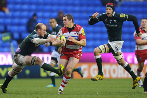 Preview: London Irish v Gloucester Rugby