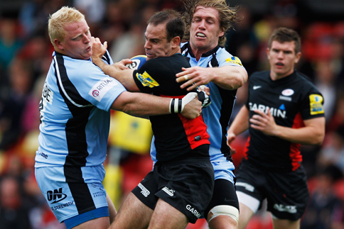 Preview: Newcastle Falcons v Saracens