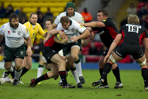 Preview: London Irish v Saracens