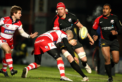 Preview: Saracens v Gloucester Rugby
