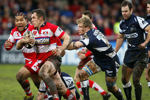 Preview: Sale Sharks v Gloucester Rugby (rearranged)