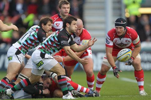 Preview: Harlequins v Gloucester Rugby