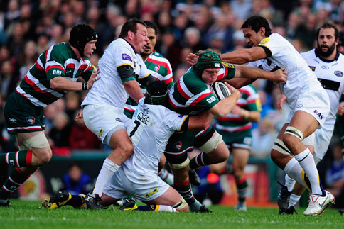 Preview: Leeds Carnegie v Leicester Tigers