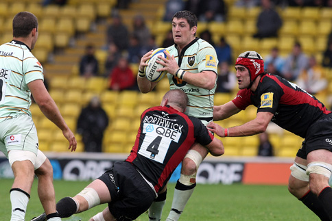 Preview: Northampton Saints v Saracens