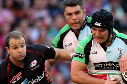 Preview: Saracens v Harlequins