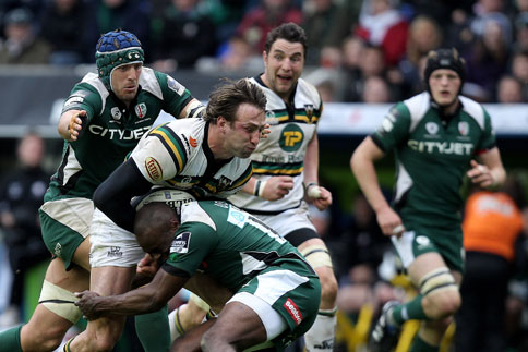Preview: Northampton Saints v London Irish