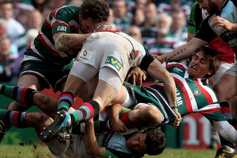 Preview: Harlequins v Leicester Tigers