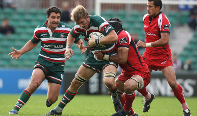 Preview: Worcester Warriors v Leicester Tigers