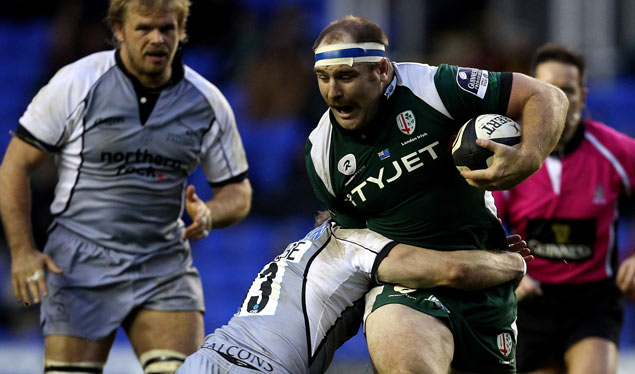 Preview: Newcastle Falcons v London Irish