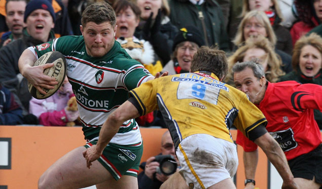 Preview: Leicester Tigers v Leeds Carnegie