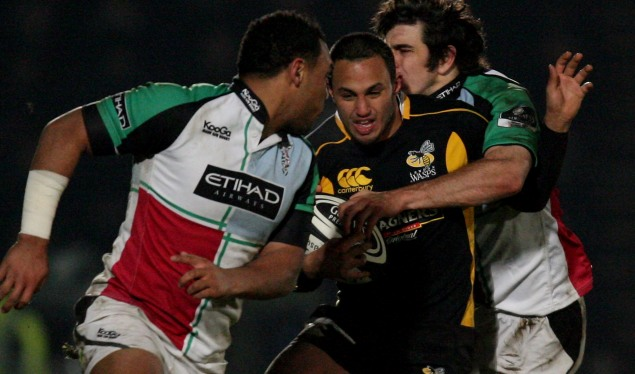 Wasps hold on to deny Quins