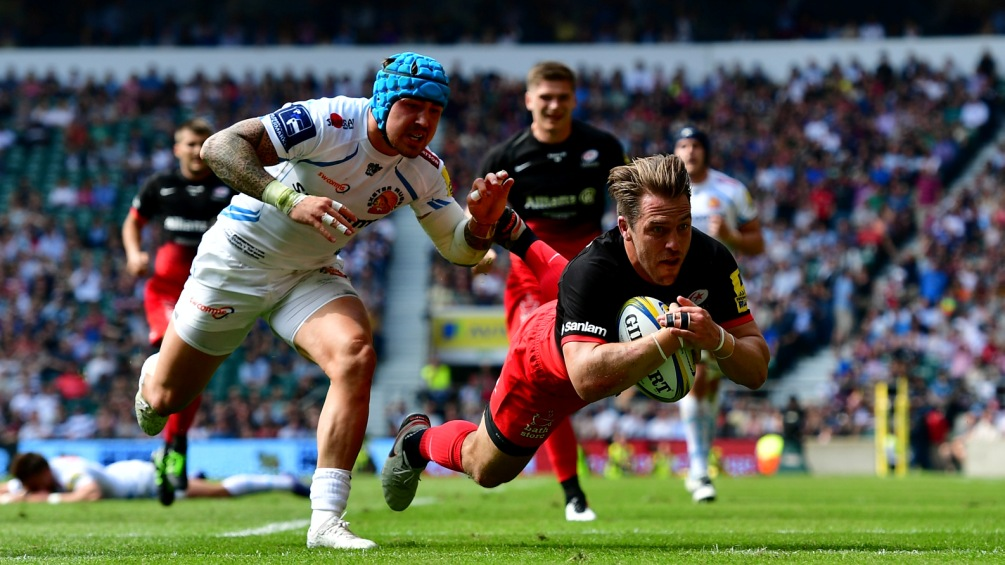Match Report: Saracens 28 Exeter Chiefs 20