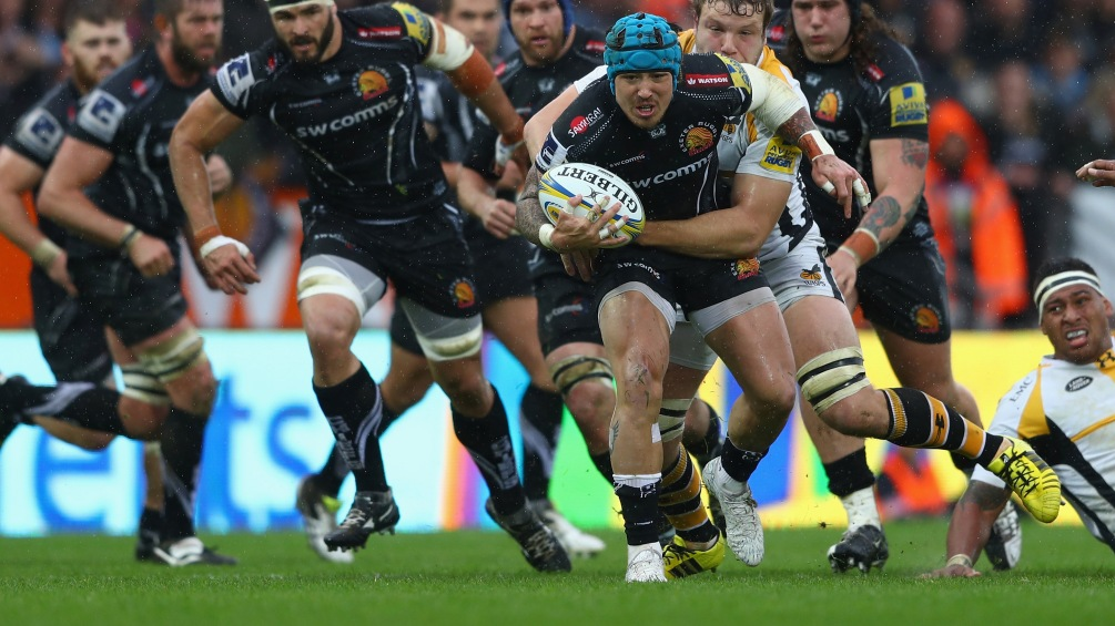 Match Report: Exeter Chiefs 34 Wasps 23