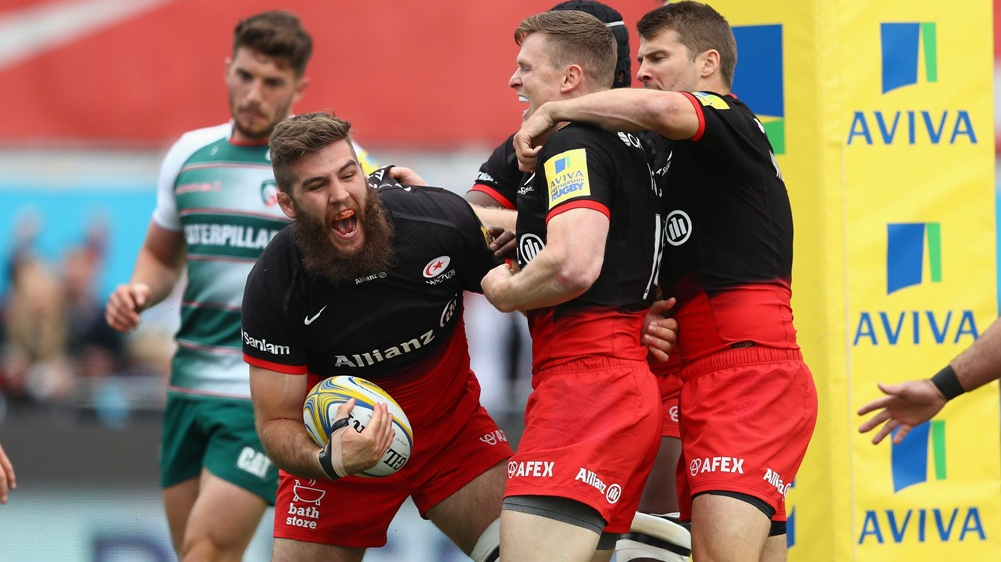 Match Report: Saracens 44 Leicester Tigers 17