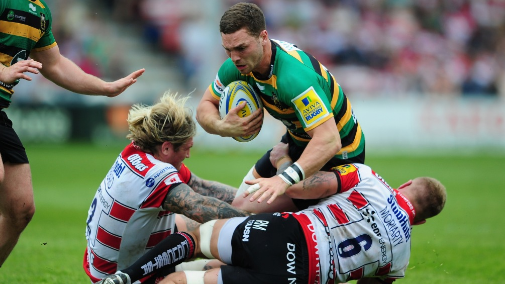 Match Report: Gloucester Rugby 20 Northampton Saints 28