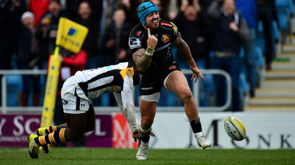 Match Report: Exeter Chiefs 24 Wasps 3.