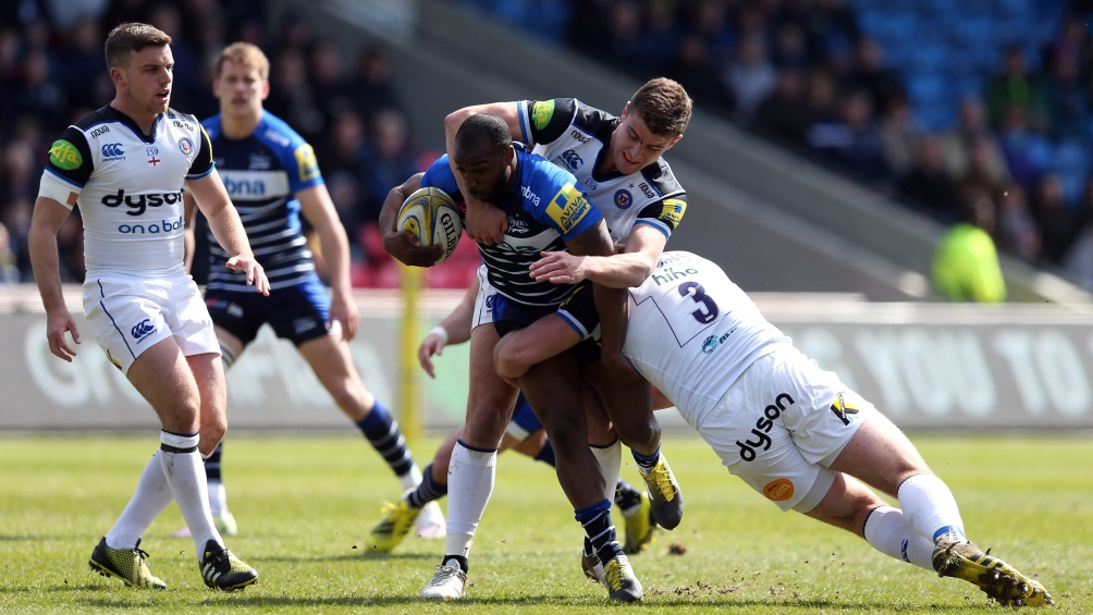 Match Report: Sale Sharks 29 Bath Rugby 17