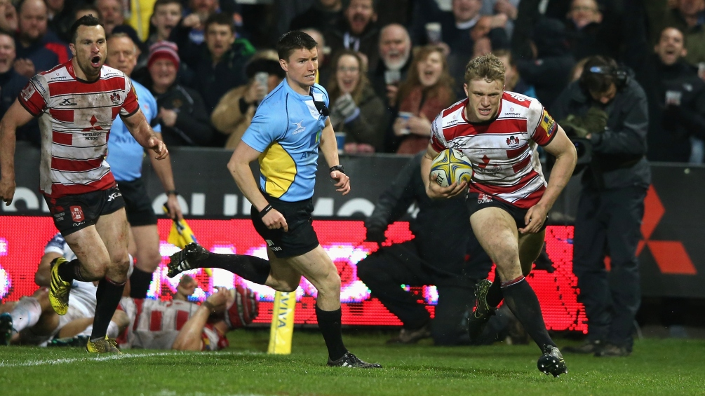 Match Report: Gloucester Rugby 16 Exeter Chiefs 9