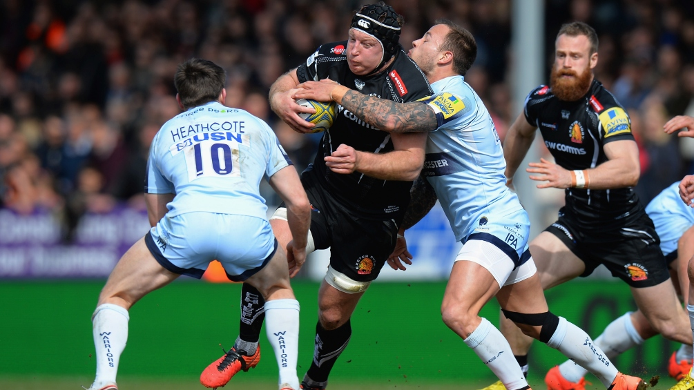 Match Report: Exeter Chiefs 50 Worcester Warriors 12