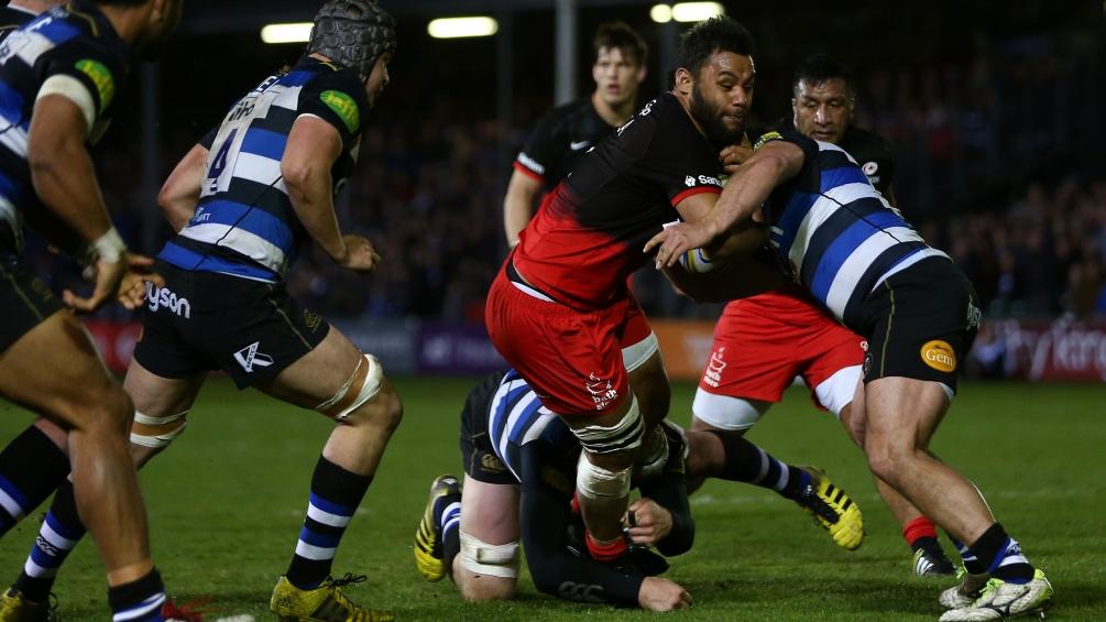 Match Report: Bath Rugby 10 Saracens 30