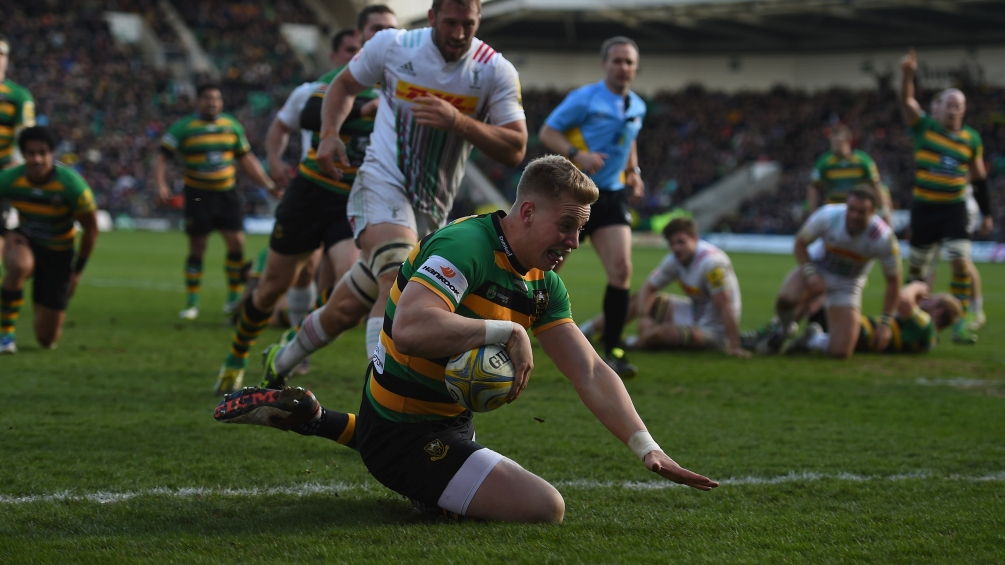 Match Report: Northampton Saints 29 Harlequins 23