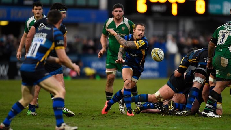 Match Report: Worcester Warriors 12 London Irish 6