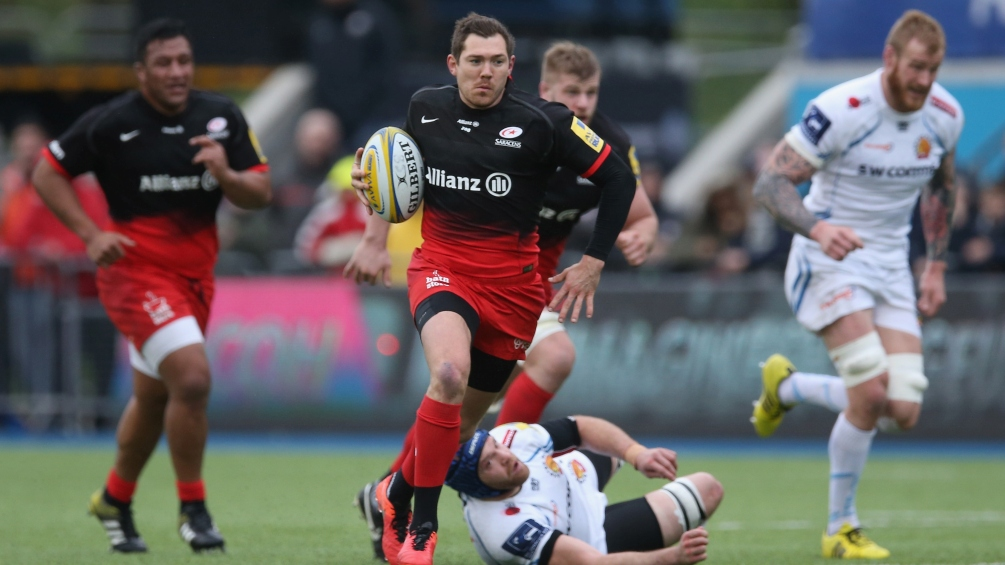 Match Report: Saracens 36 Exeter Chiefs 18