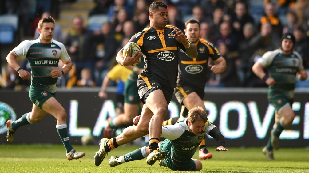 Match Report: Wasps 36 Leicester Tigers 24