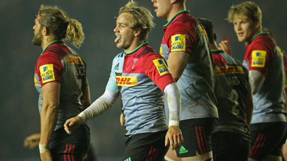 Match Report: Harlequins 35 Bath Rugby 28