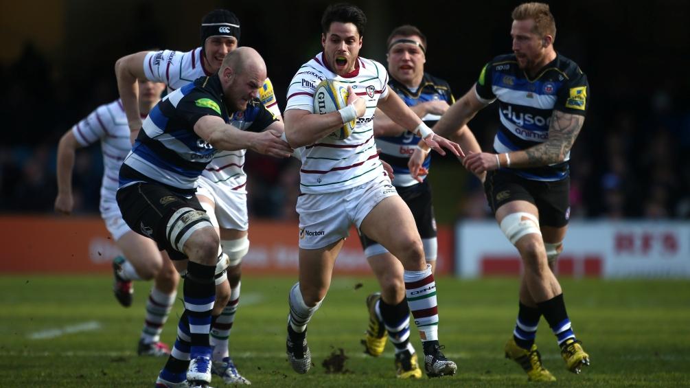 Match Report: Bath Rugby 25 London Irish 17