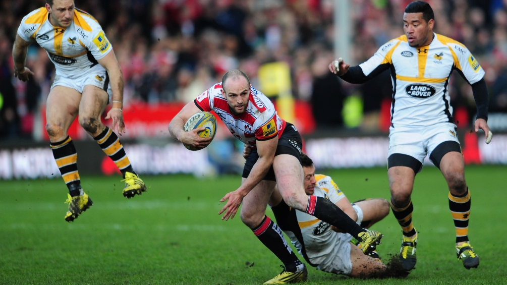 Match Report: Gloucester Rugby 13  Wasps 10