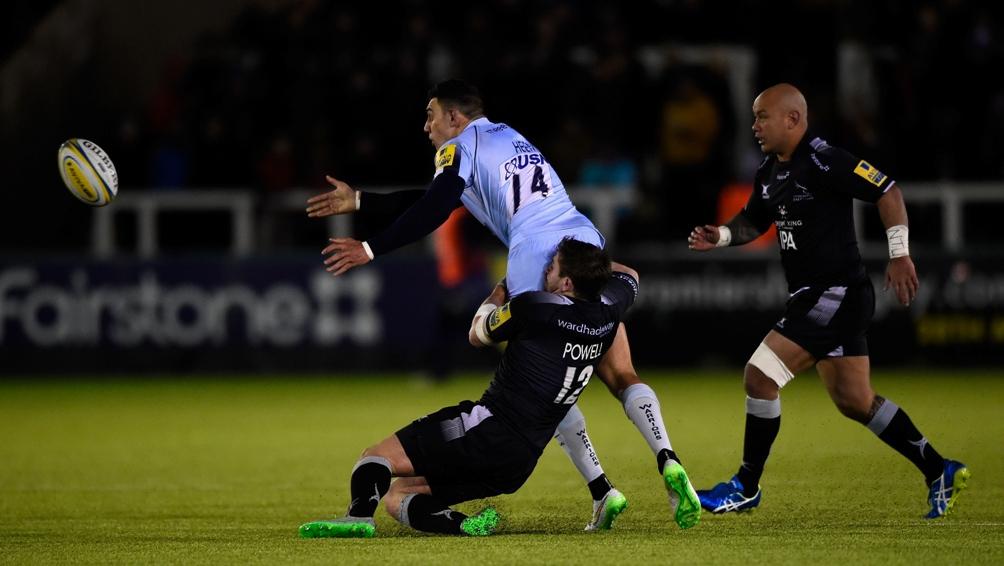 Match Report: Newcastle Falcons 14 Worcester Warriors 15