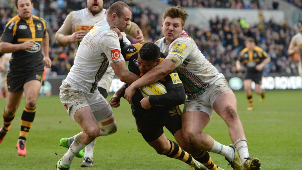 Match Report: Wasps 42 Harlequins 10