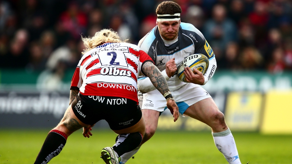 Match Report: Gloucester Rugby 32 Newcastle Falcons 6