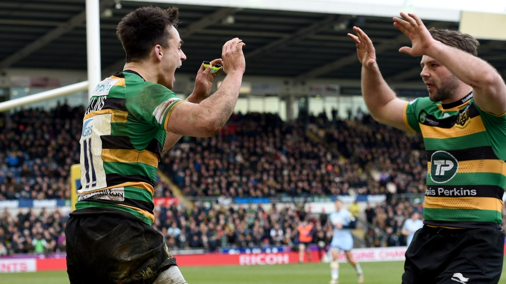 Match Report: Northampton Saints 38 Worcester Warriors 18