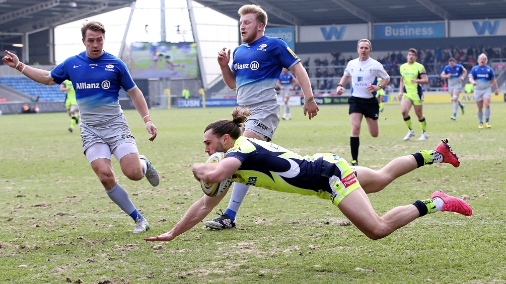 Match Report: Sale Sharks 36 Saracens 36