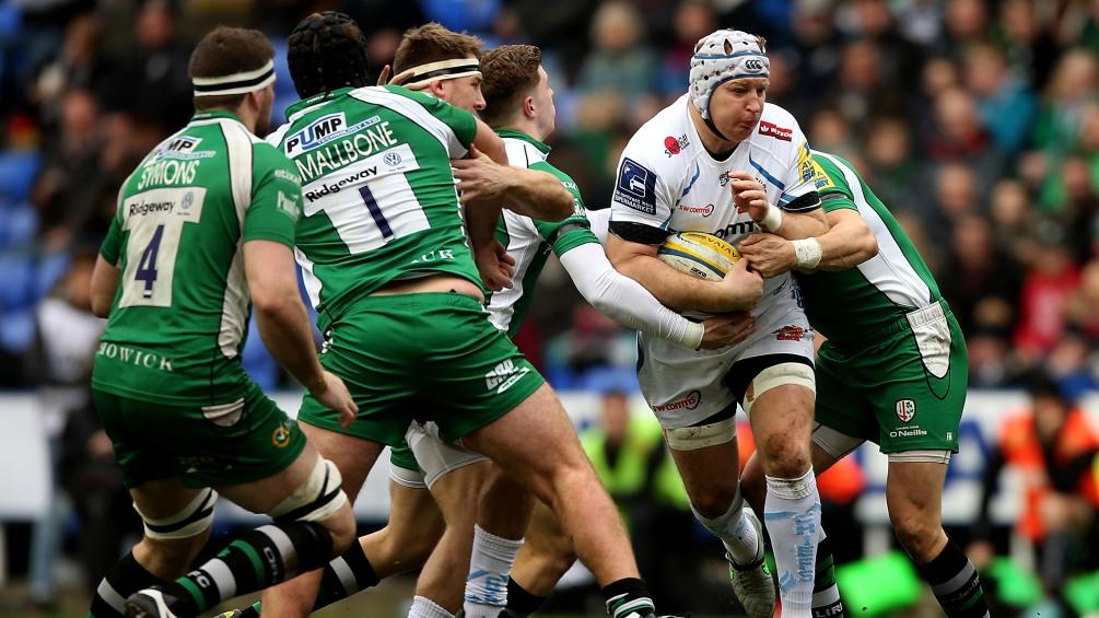 Match Report: London Irish 15 Exeter Chiefs 22