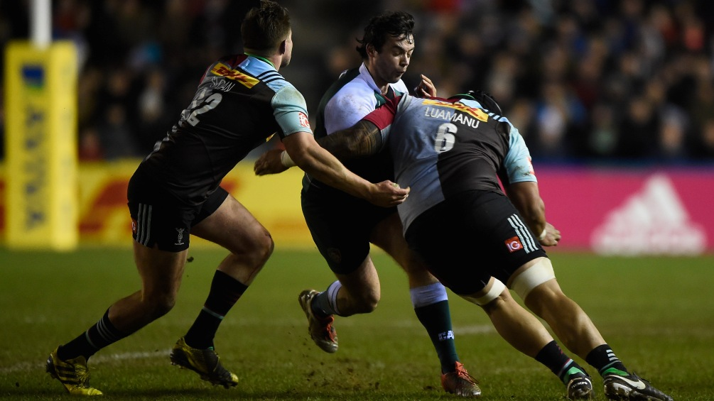 Match Report: Harlequins 25 Leicester Tigers 19