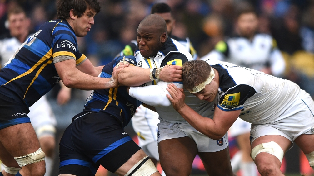 Match Report: Worcester Warriors 14 Bath Rugby 16