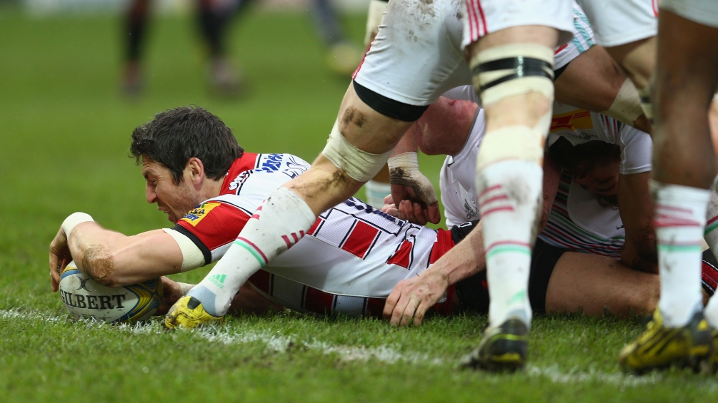 Match Report: Gloucester Rugby 28 Harlequins 6