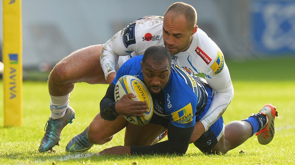 Match Report: Sale Sharks 23 Exeter Chiefs 17